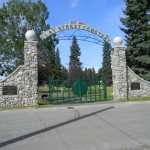 Clay Street Cemetery, in Fairbanks
