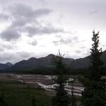 Scenic vista near Mt. McKinley